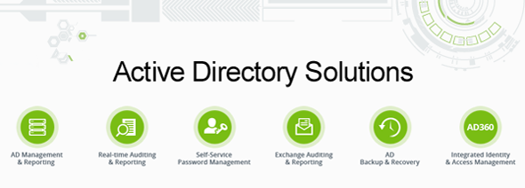 ManageEngine Active Directory Solutions