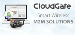 """CloudGate - Connect """"Anything"""" to the internet!"""