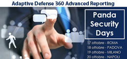 Panda Adaptive Defense 360 Advanced Reporting
