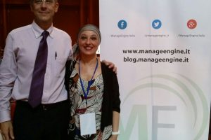 ManageEngine Conference Strategic IT 2016 - Roma