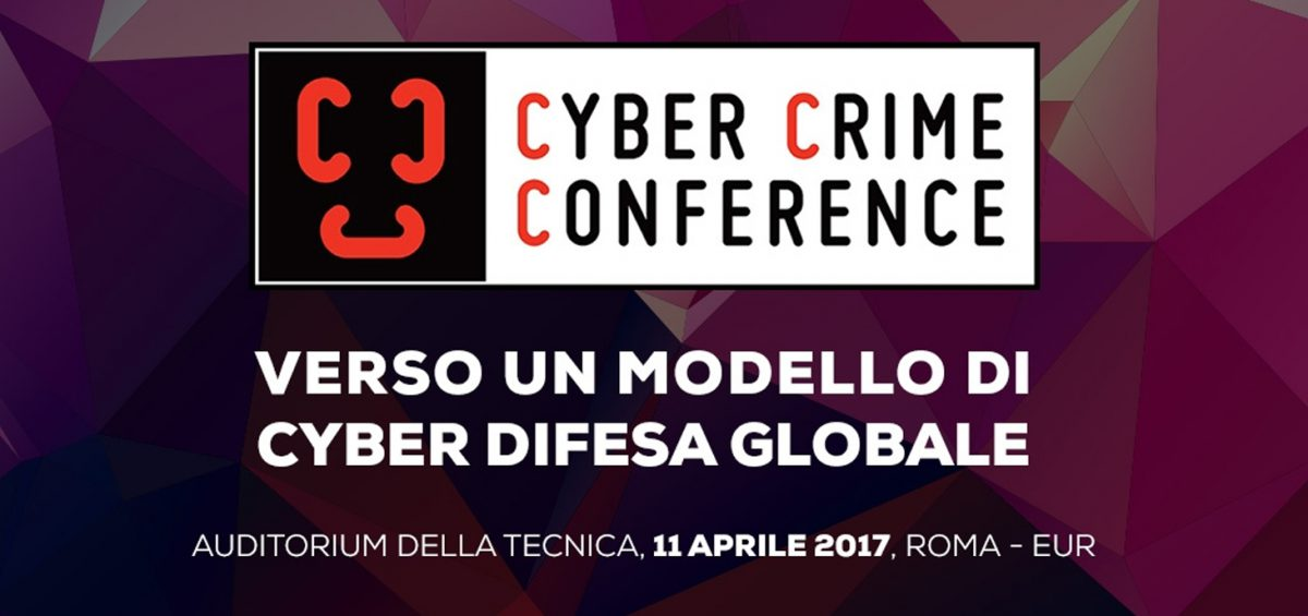 Cyber Crime Conference 2017