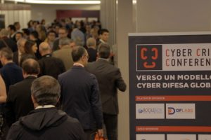 Cyber Crime Conference 2017 - Roma