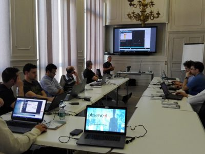 ObserveIT: Pre-sales certification course - Milano