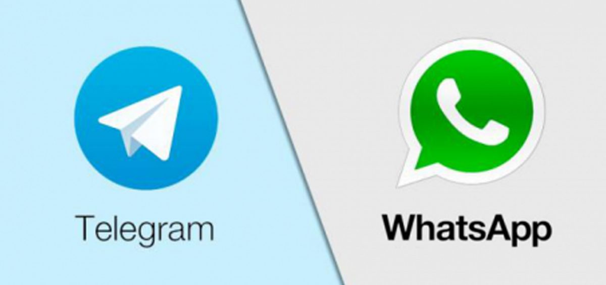 Telegram - Whatsapp