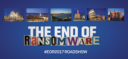 Sophos The End Of Ransomware 2017 Roadshow