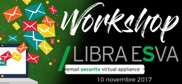 Workshop Libra Esva - Milano - 10 novembre 2017