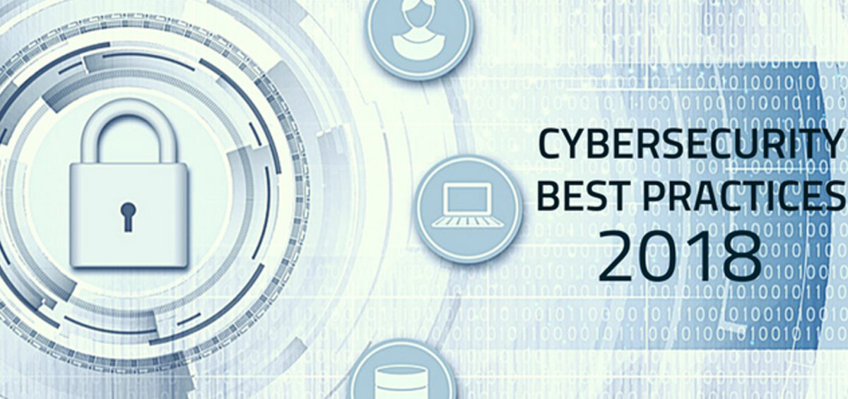cybersecurity best practices 2018