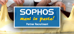 Sophos mani in pasta - Partner Recruitment: 27/2/2019 - Rimini