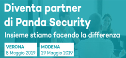 Diventa Partner di Panda Security: Verona e Modena