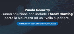 Panda Security: approfitta del Competitive Upgrade