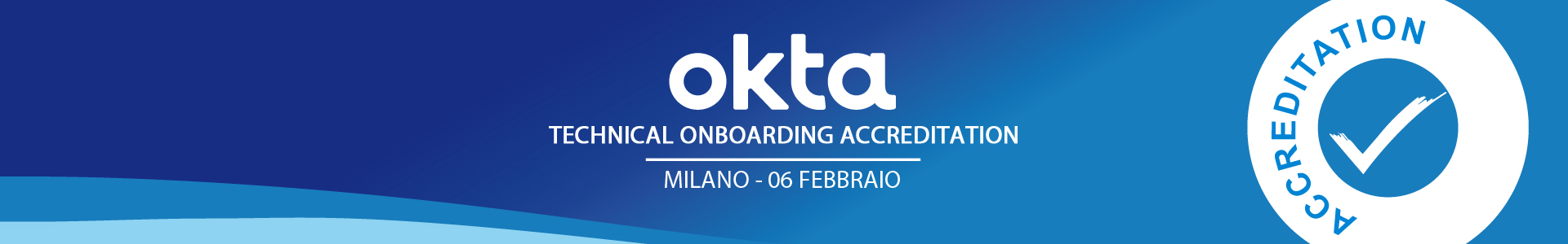 Okta Technical Onboarding Accreditation
